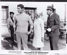 Stephen Boyd Yvette Mimieux The Caper of the Golden Bulls 1967 movie photo 27917