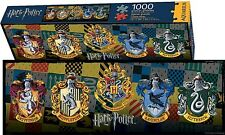 Harry Potter creste SLIM Puzzle 1000 PEZZI 900mm x 300mm (NM)