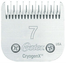 Oster Golden & Turbo A5 Cryogen-x # 7 Clipper Blade 78919-056