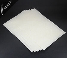 "Nomex 410 Insulation Paper 5 mil thick 5 each 8""x12"" Sheets Aramid Electrical"