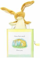 Guess How Much I Love You: Nutbrown Hare Jack-in-the-Box by Kids Preferred, New