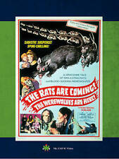 The Rats Are Coming, the Werewolves Are Here (DVD, 2013)