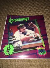 Goosebumps #8 The Girls Who Cried Monster Binder #8
