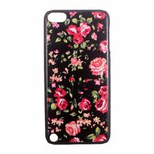 Red Rose Floral Pattern Flower Hard Case Cover for iPod Touch 5 5th generation