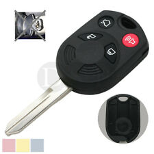 Replace Key Shell fit for FORD LINCOLN MERCURY MAZDA Remote Key Fob 4 BTN 734A