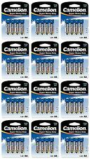 (Pack of 100) Camelion AA Size Heavy Duty Batteries on Retail Cards EXP 2018