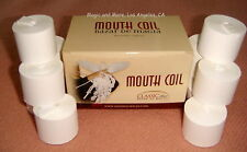 Mouth Coils, 12 Pack, 50 Foot Long, All White Coils (1639)