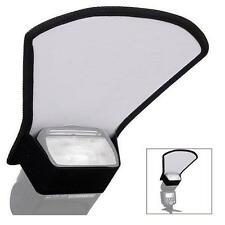 Utility Flash Speedlite Diffuser Reflector Soft Light Studio for DSLR Camera 6A