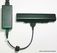 External Laptop Battery Charger for ASUS U20 U50 U80 U80A, A32-U80 90-NVA1B2000Y