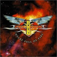 BROTHER FIRETRIBE - Heart Full Of Fire CD