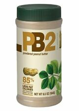 PB2 - Powdered Peanut Butter - Bell Plantation - 6.5oz (184g) - LOW FAT Healthy