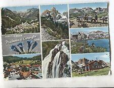 AK Dolomiti  di Brenta Madonna  di Campiglio - Pinzolo gestempelt