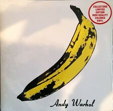 The Velvet Underground & Nico - Banana Cover - YELLOW VINYL - SEALED new copy
