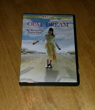 Opal Dream (DVD, 2007, Focus Features Spotlight Series)