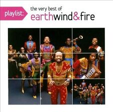 Playlist: the Very Best of Earth Wind & Fire Greatest Hits CD Maurice White NEW!