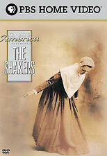 Ken Burns' America: The Shakers DVD collection pbs home video