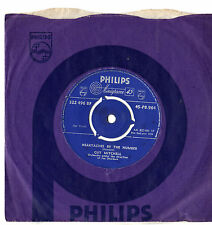 """Guy Mitchell - Heartaches By The Number / Two 7"""" Single 1959"""