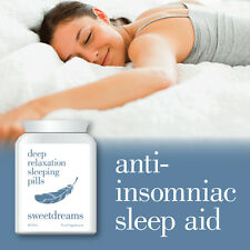 SWEET DREAMS DEEP RELAXATION SLEEPING PILL – ANTI INSOMNIAC SLEEP ALL NIGHT