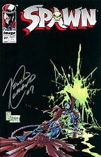 SPAWN #27 SIGNED BY ARTIST KEVIN CONRAD (LG)