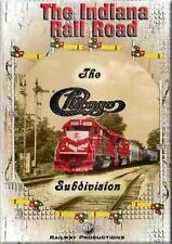 Indiana Rail Road The Chicago Subdivision DVD New