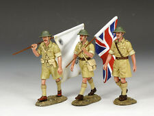 KING & COUNTRY FIELDS OF BATTLE FOB079 SINGAPORE SURRENDER MIB