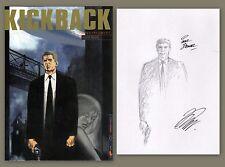 EO BD Dedicace LLOYD 2005 Carabas Kickback 1 L arrangement signé