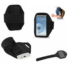 Sport Gym Armband Case Cover para # SAMSUNG Galaxy Grand Neo Plus # PREMIUM