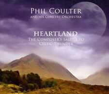 Heartland/The Composer's Salute To Celti - Phil Coulter (2011, CD NEUF)