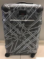 *NEW* Tumi Grey Matrix Winslow International Carry On Travel Luggage Bag #69320