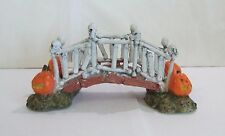 Lemax Halloween Spooky Town Village Accessory Bridge of Bones #53241 NIB (LE)