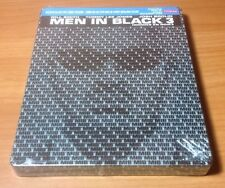 -NEW- Men In Black 3 Steelbook (Blu Ray / DVD, 2012) Region Free MIB