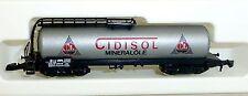CIDISOL Huiles minérales Les wagons-citernes col  89707 Märklin 8626 échelle Z