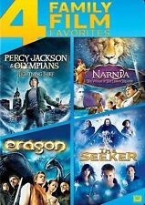 Percy Jackson: The Lightning Thief/Narnia: The Voyage of the Dawn/Eragon/Seeker
