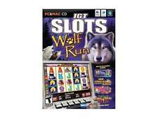 IGT Slots: Wolf Run PC Game