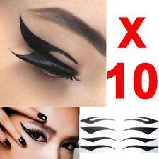 Stickers Eyeliner Stickers Eye Shadow Eyeliner Cosmetic Black Eyeliner