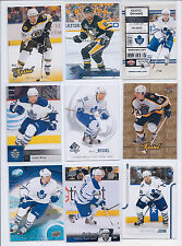 Phil Kessel lot of 9 cards Penguins all different Ultra SP UD Contenders Ice
