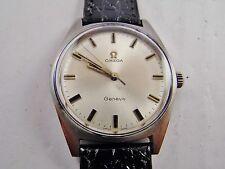 orologio omega manuale anni '70 acciaio uomo