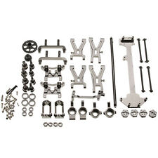 WLtoys 1/18 A949 A959 A969 A979 K929 Upgraded Metal Parts Kit Color Gray