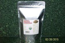 100% USDA  Organic Marjoram Leaf  Dried   C&S   1/4  lb.
