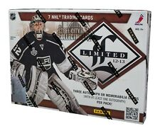 2012-13 Panini Limited Hockey Hobby Box