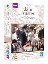 JANE AUSTEN DVD Boxset 6 Stories Movie Film Collection New Sealed UK Austin