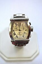 W173-AUTHENTIC Charriol Colvmbvs 060T2 Chrono MOP Dial  Unisex Watch