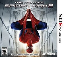 NEW The Amazing Spider-Man Spiderman 2 3DS 2014 NTSC