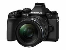 Olympus OM-D E-M1 ED12-40mm F2.8 PRO Lens kit Camera Black from Japan