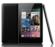 Asus Nexus 7 1st Gen Nvidea Tegra 3 - 1.30 GHz 1GB 16GB Android 4.4.2 kit-kat