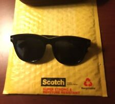 Black Tom Ford Sunglasses Retro Wayfarer designer nerdy plastic gold mens womens