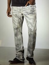 TRUE RELIGION RICKY SUPER T LIMITED EDITION AGED ALLOY MEC859N0E9 NWT S-34W $498