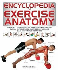 ENCYCLOPEDIA OF EXERCISE ANATOMY - HOLLIS LANCE LIEBMAN (HARDCOVER) NEW