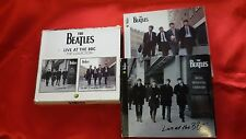 "CD musicale - THE  BEATLES  "" LIVE AT THE BBC ""   4  cd    -  con cofanetto"