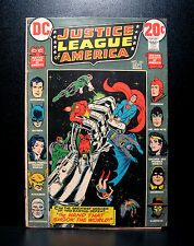 COMICS:DC: Justice League of America #101 (1972), JSA cross-over - RARE (batman)